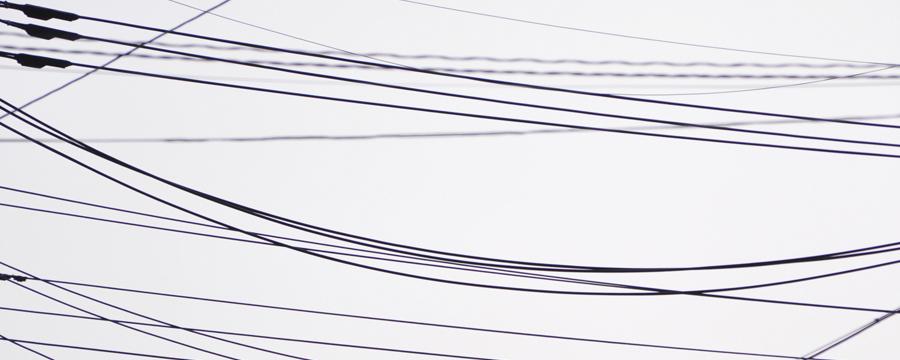 電線 パターン1